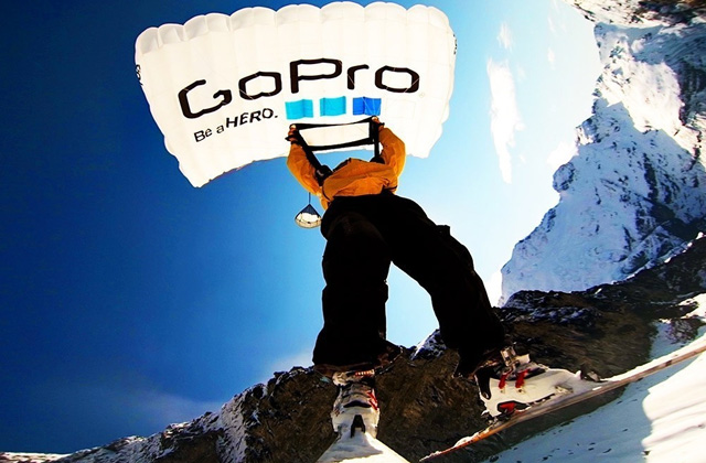Go Big (Or Small) With the GoPro Hero 4